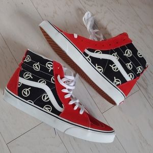 VANS Sk8-hi old skool skate shoes NEW